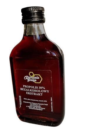 Propolis Bezalkoholowy 30% 200ml (1)